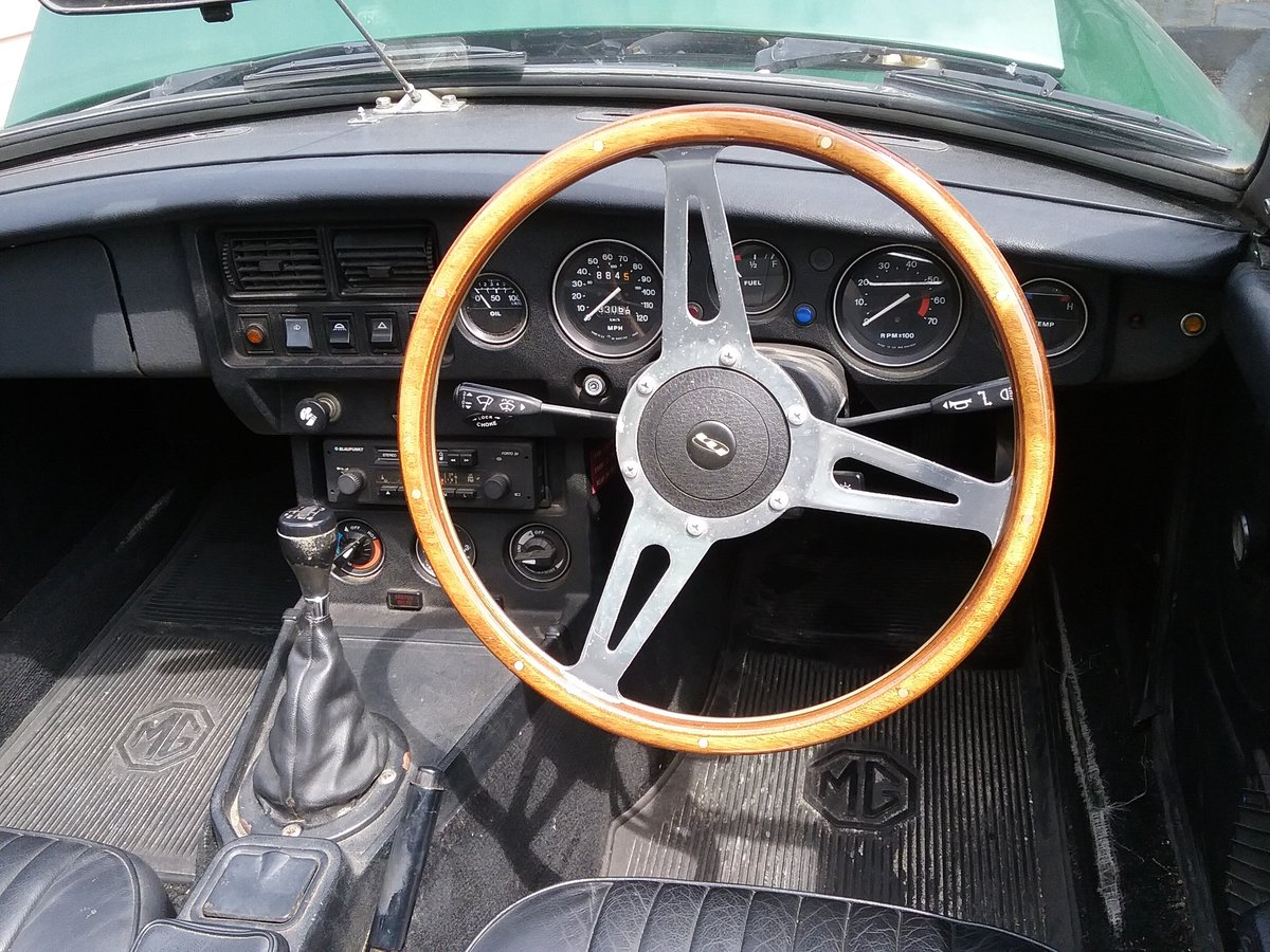 1978 MG      MGB ROADSTER For Sale (picture 6 of 6)