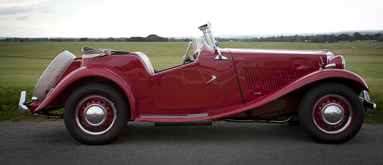 1952 MG TD MkII SOLD (picture 1 of 6)