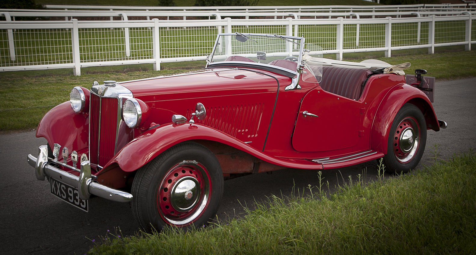 1952 MG TD MkII SOLD (picture 3 of 6)