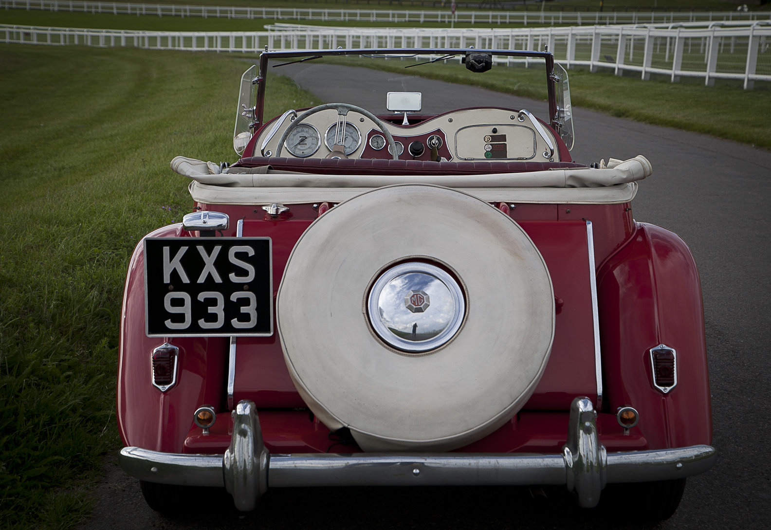 1952 MG TD MkII SOLD (picture 4 of 6)