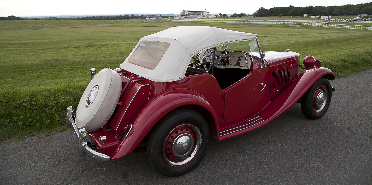 1952 MG TD MkII SOLD (picture 5 of 6)
