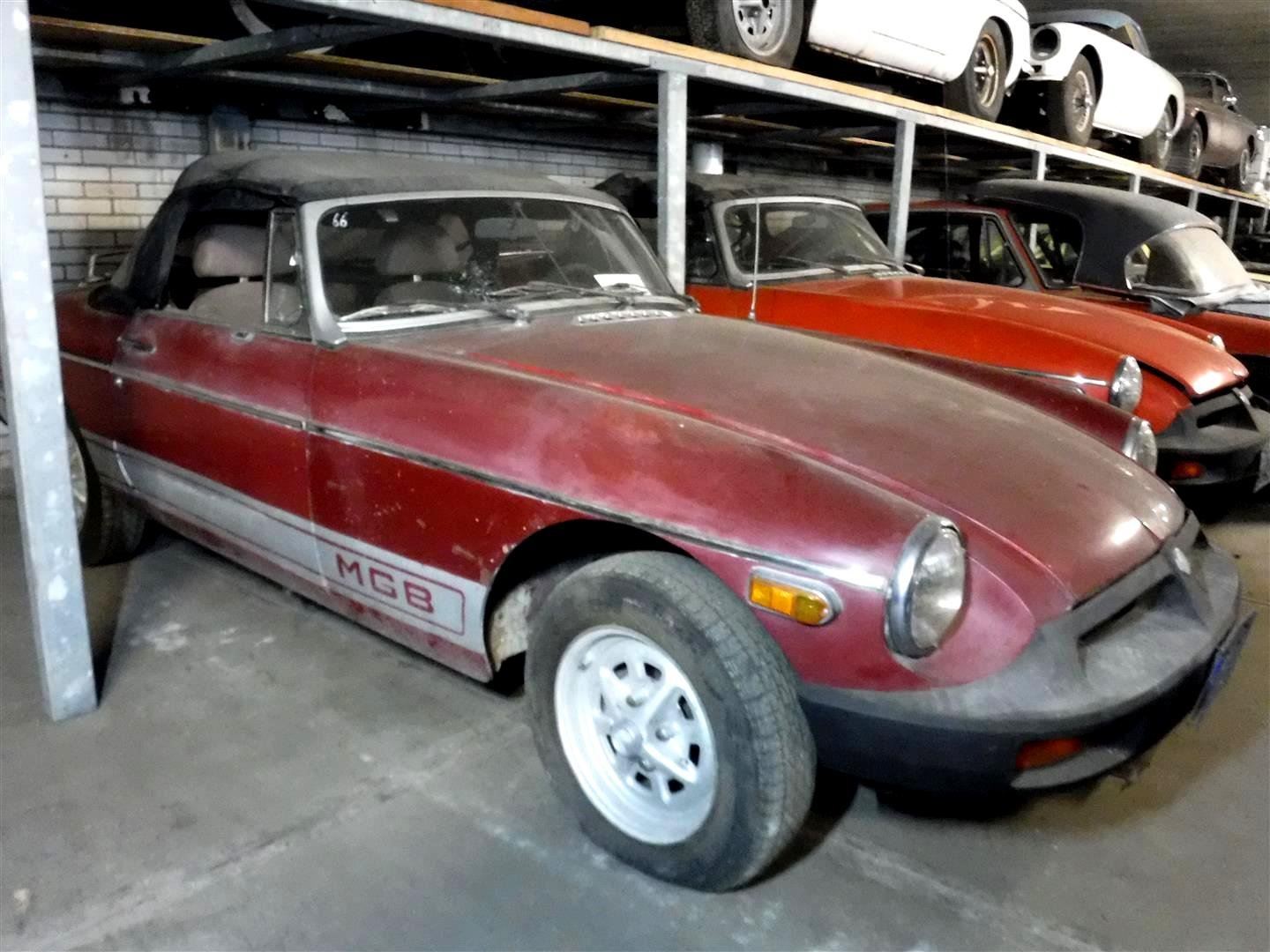 1979 MG B '79 (to restore!) For Sale (picture 1 of 6)