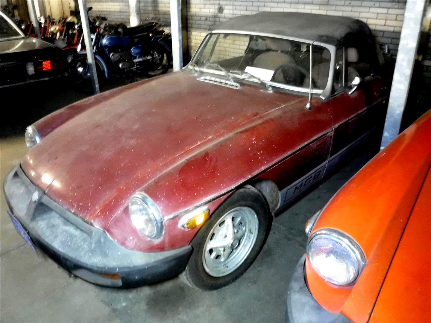 1979 MG B '79 (to restore!) For Sale (picture 2 of 6)
