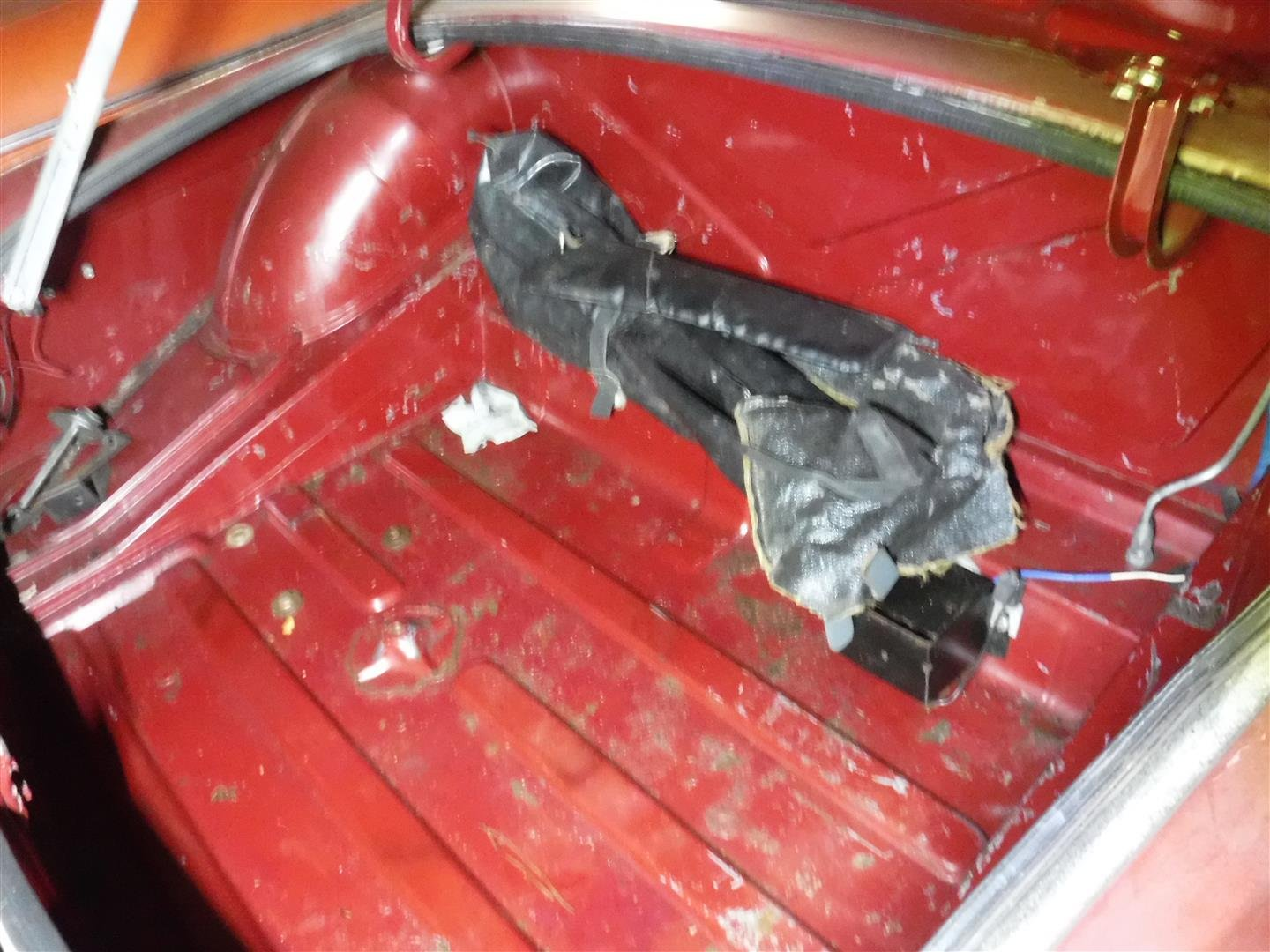 1979 MG B '79 (to restore!) For Sale (picture 5 of 6)