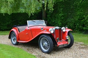 1948 MG TC For Sale by Auction