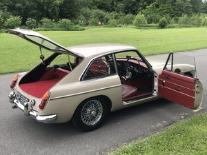 SOLD MGB GT Mk1 1967 Extremely SOLD  For Sale