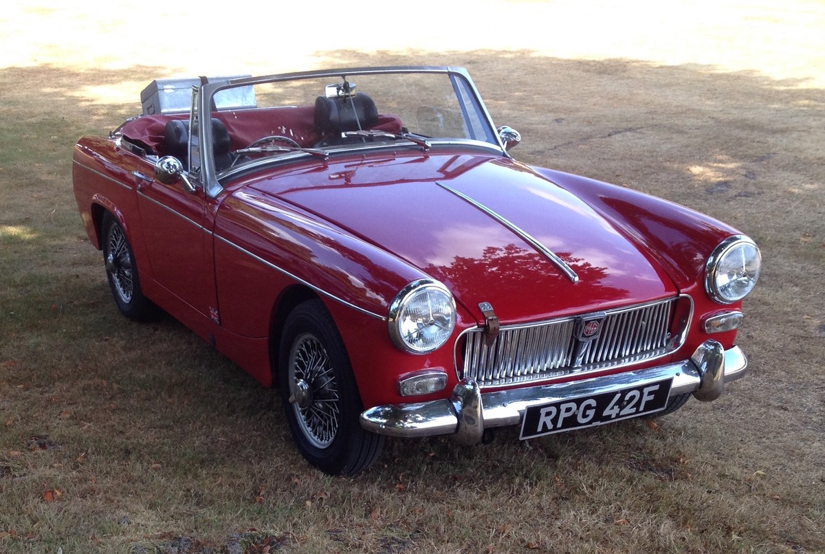 MG Midget, 1967 For Sale (picture 1 of 4)