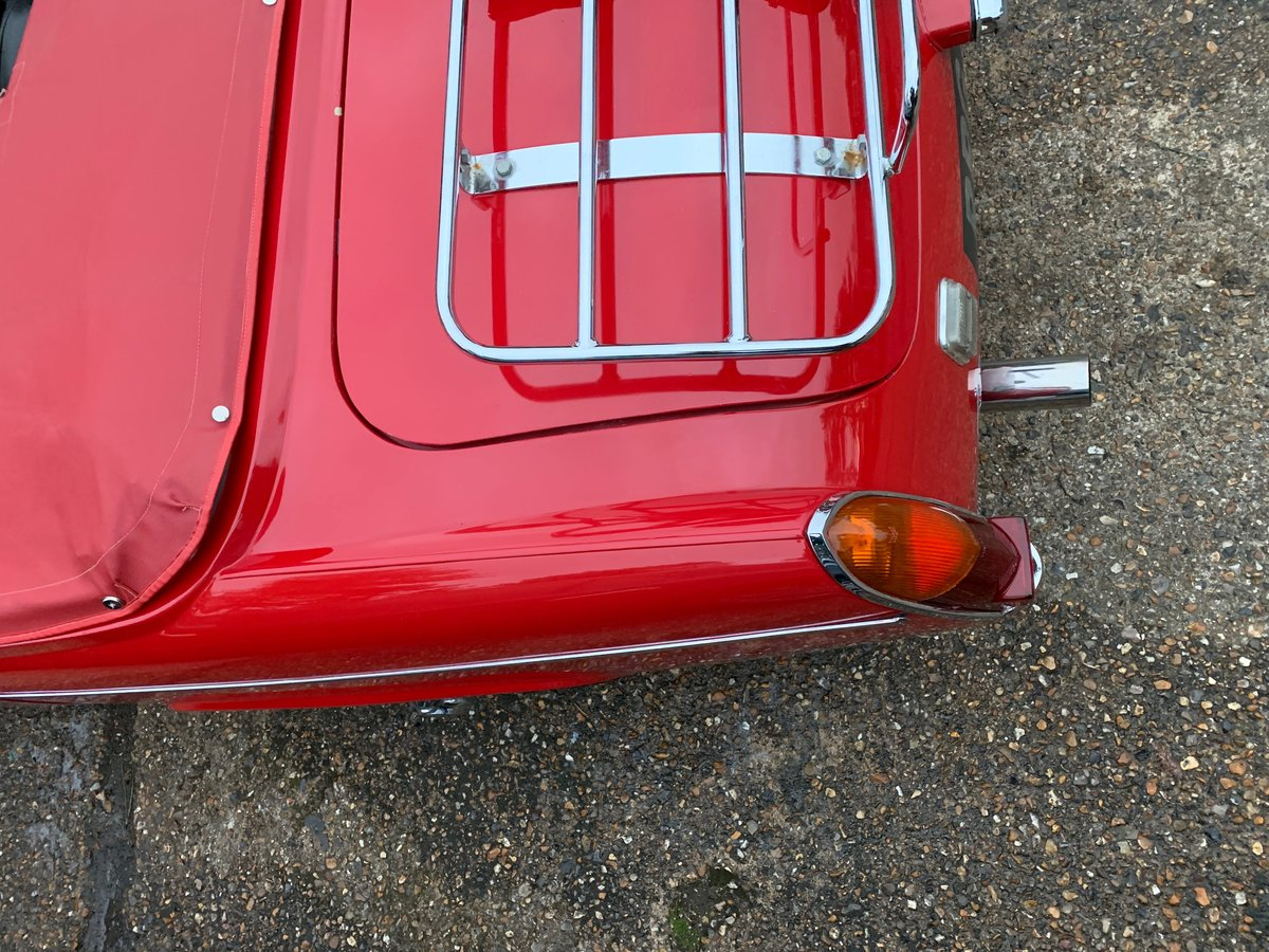 MG Midget, 1967 For Sale (picture 3 of 4)