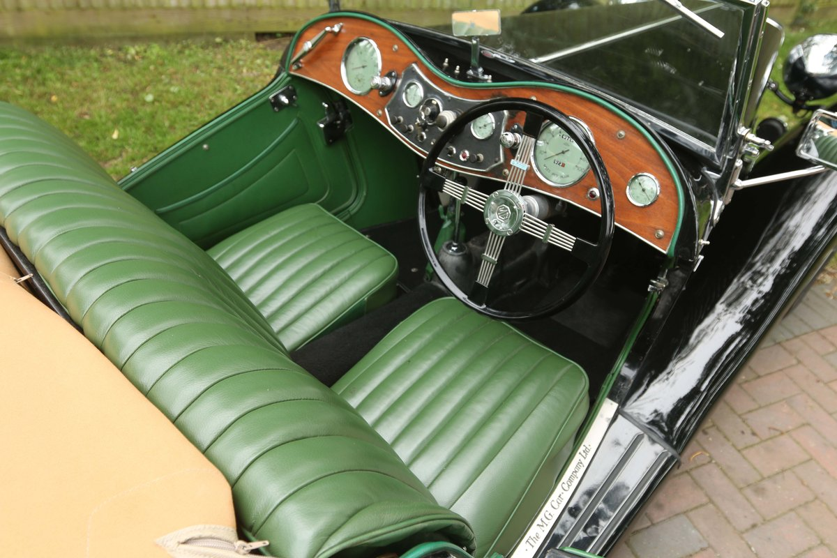1946 MG TC For Sale (picture 5 of 6)