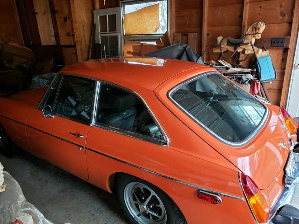 1974 MG MGB GT (Lancaster, OH) $19,995 obo For Sale (picture 1 of 6)