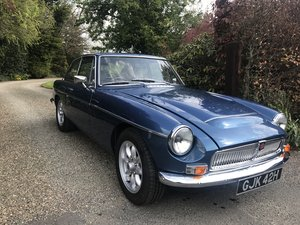 Fully restored 1969 MGC GT For Sale