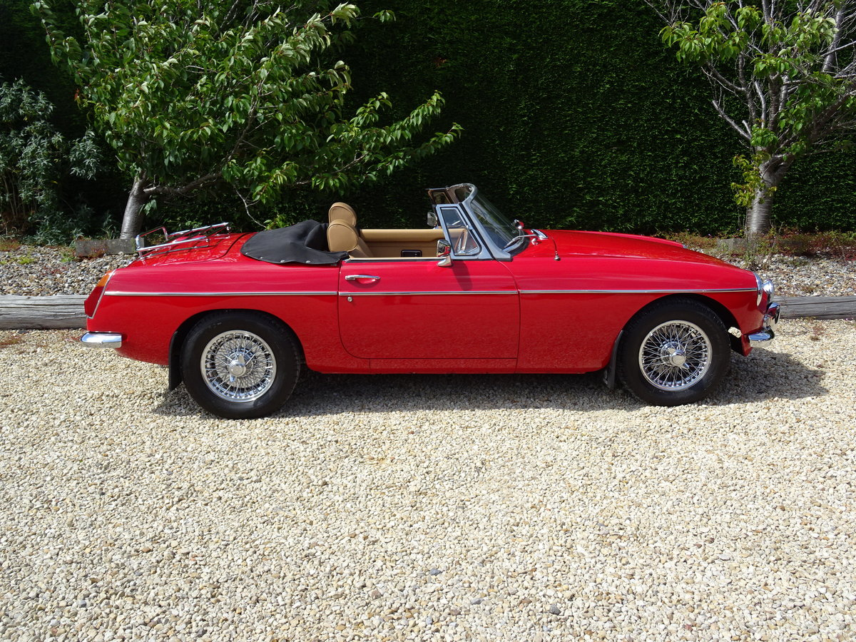 MGB Roadster – Heritage Re-shell/Tuned 1860cc SOLD (picture 6 of 6)