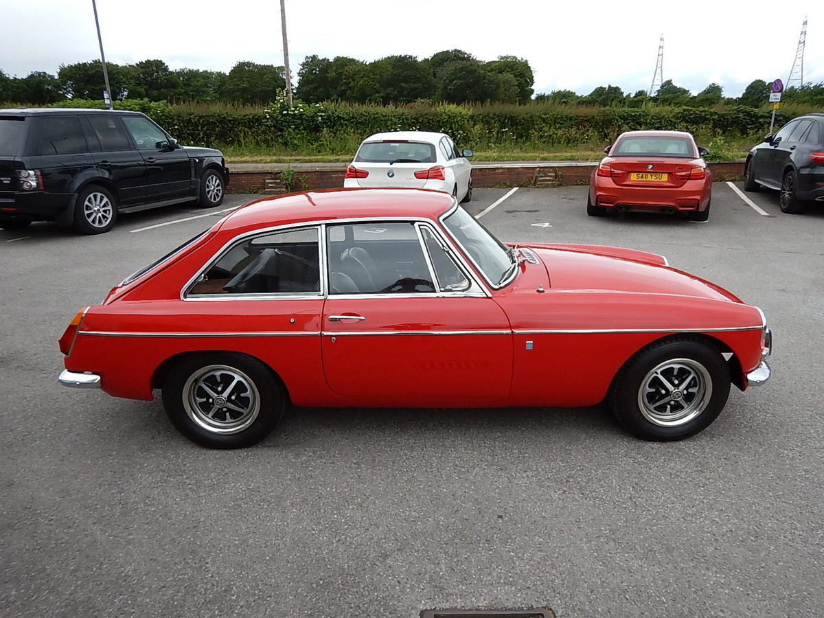 1971 MGB GT ~ One Registered Keeper ~  SOLD (picture 3 of 6)