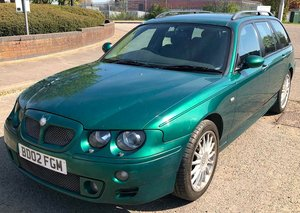 2002 MG Z-TT 2.5 V6 - classic insurance, 11 Months MOT For Sale