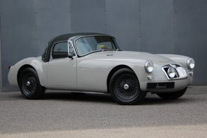 1959 MG A Coupé MK I LHD For Sale