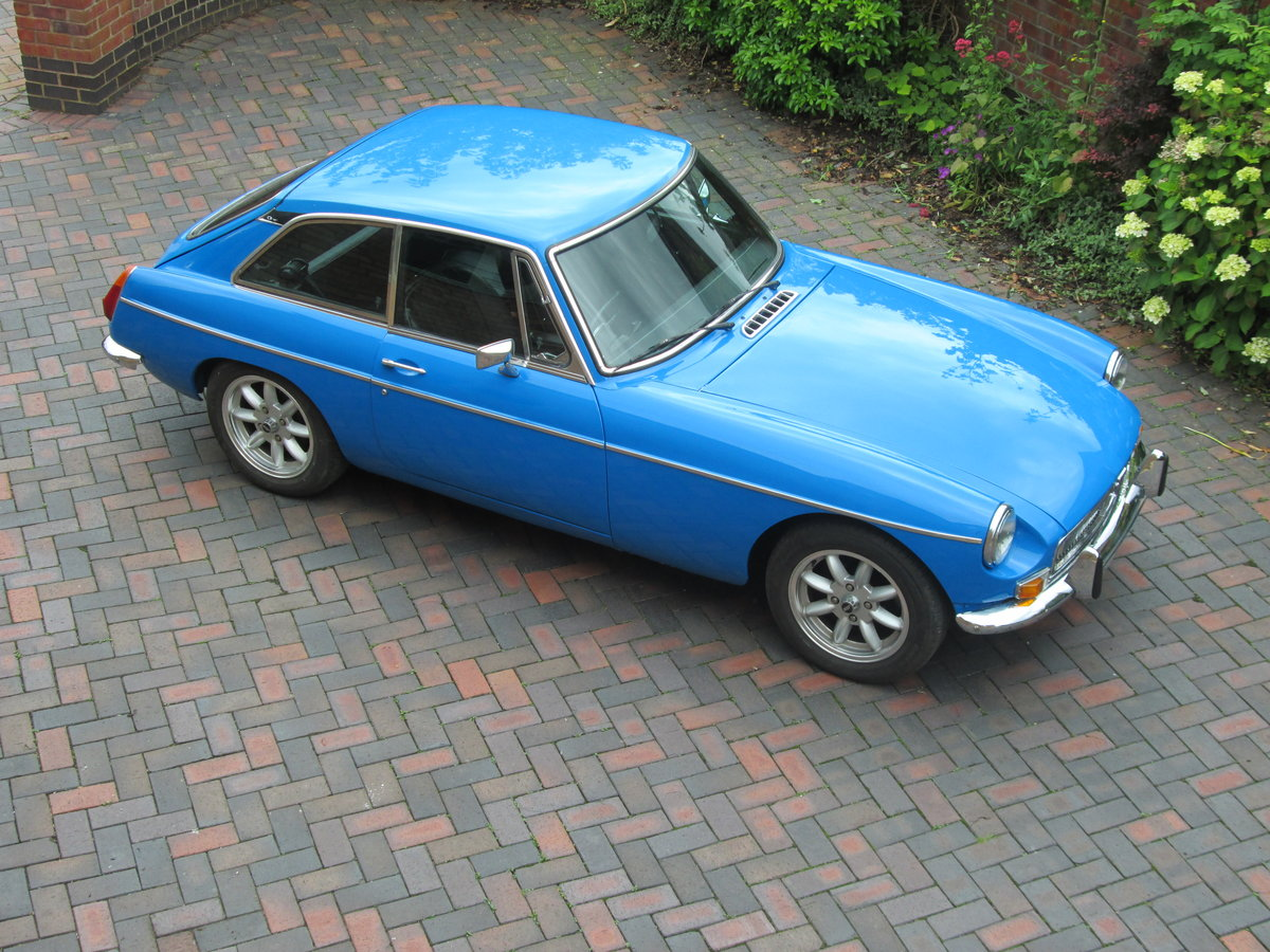 1978 MGB GT  For Sale (picture 1 of 6)