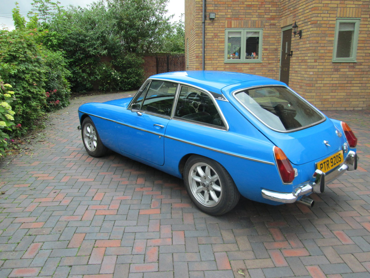 1978 MGB GT  For Sale (picture 2 of 6)