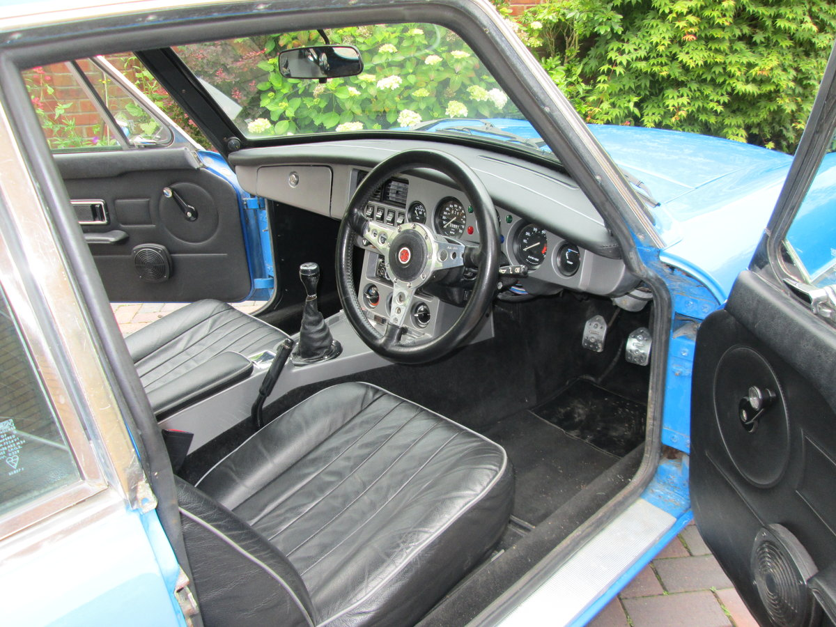 1978 MGB GT  For Sale (picture 3 of 6)