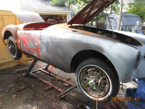 1958 mga project solid body no rot For Sale