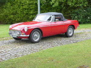Picture of 1967 MGB Roadster For Sale