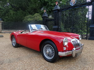 1956 MGA MKI ORIGINAL HOME MARKET CAR For Sale