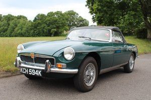 MG B Roadster 1971 - To be auctioned 26-07-19 For Sale by Auction