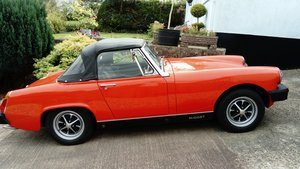 MG Midget 1978 Tax Exempt For Sale