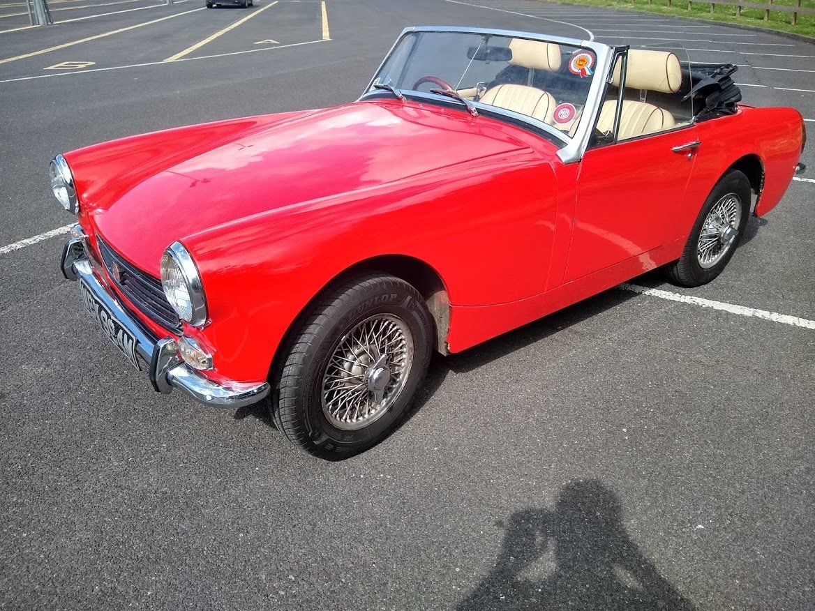 1973 MG Midget 1275 for Auction 12th July For Sale by Auction (picture 4 of 6)