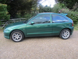 MG 1400cc ZR 3 DOOR SPORTS SALOON 91K SUPER DRIVER JUNE MOT