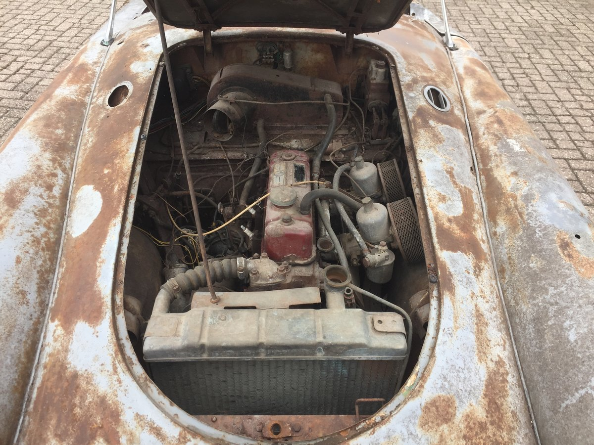 1961 MG MGA 1600 roadster for restoration For Sale (picture 5 of 6)