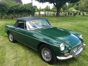 MGB roadster,1966. Non overdrive For Sale
