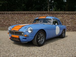 1976 MG B V8 Racer/Rally car/Hillclimb/trackday, 375Hp 5.0 V8 by
