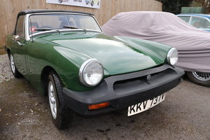 1979 MG Midget 1500 For Sale
