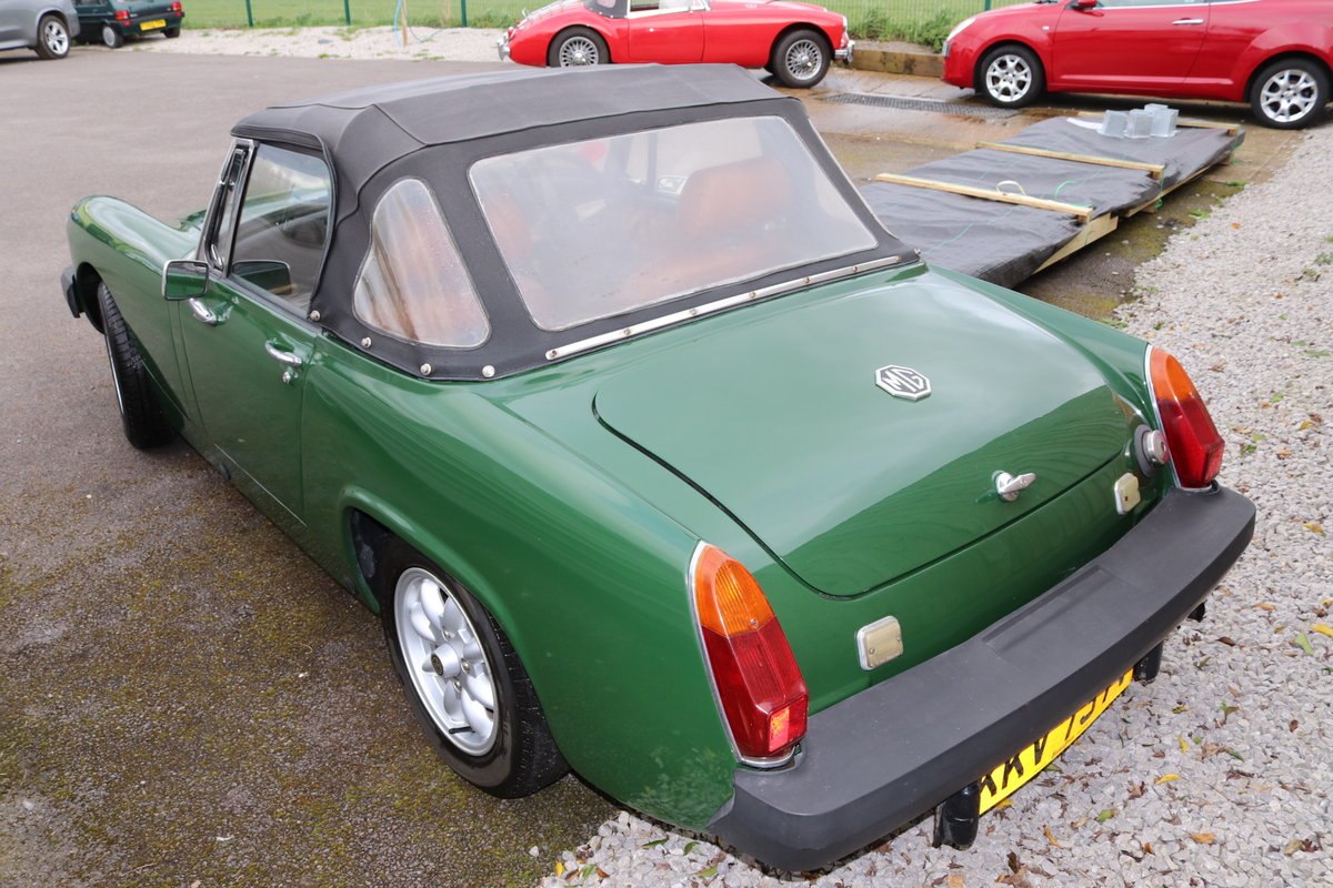 1979 MG Midget 1500 For Sale (picture 3 of 4)
