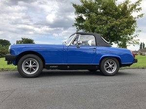 1977 MG Midget 1500cc For Sale