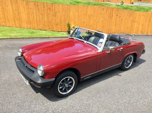 1976 MG Midget Ready to drive and enjoy. For Sale
