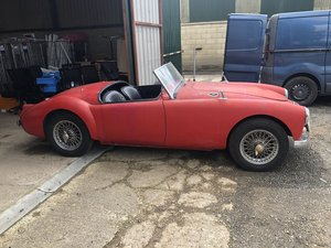 1961 MGA Roadster For Sale