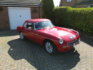 1976 Mgb roadster For Sale