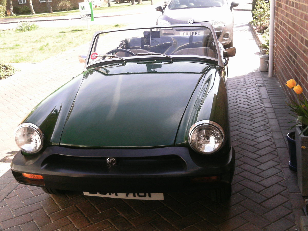 1976 mg midget For Sale (picture 1 of 4)