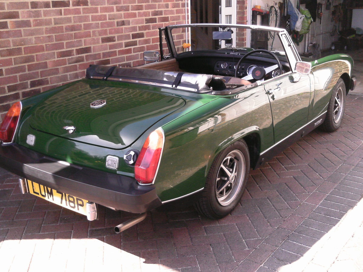 1976 mg midget For Sale (picture 2 of 4)