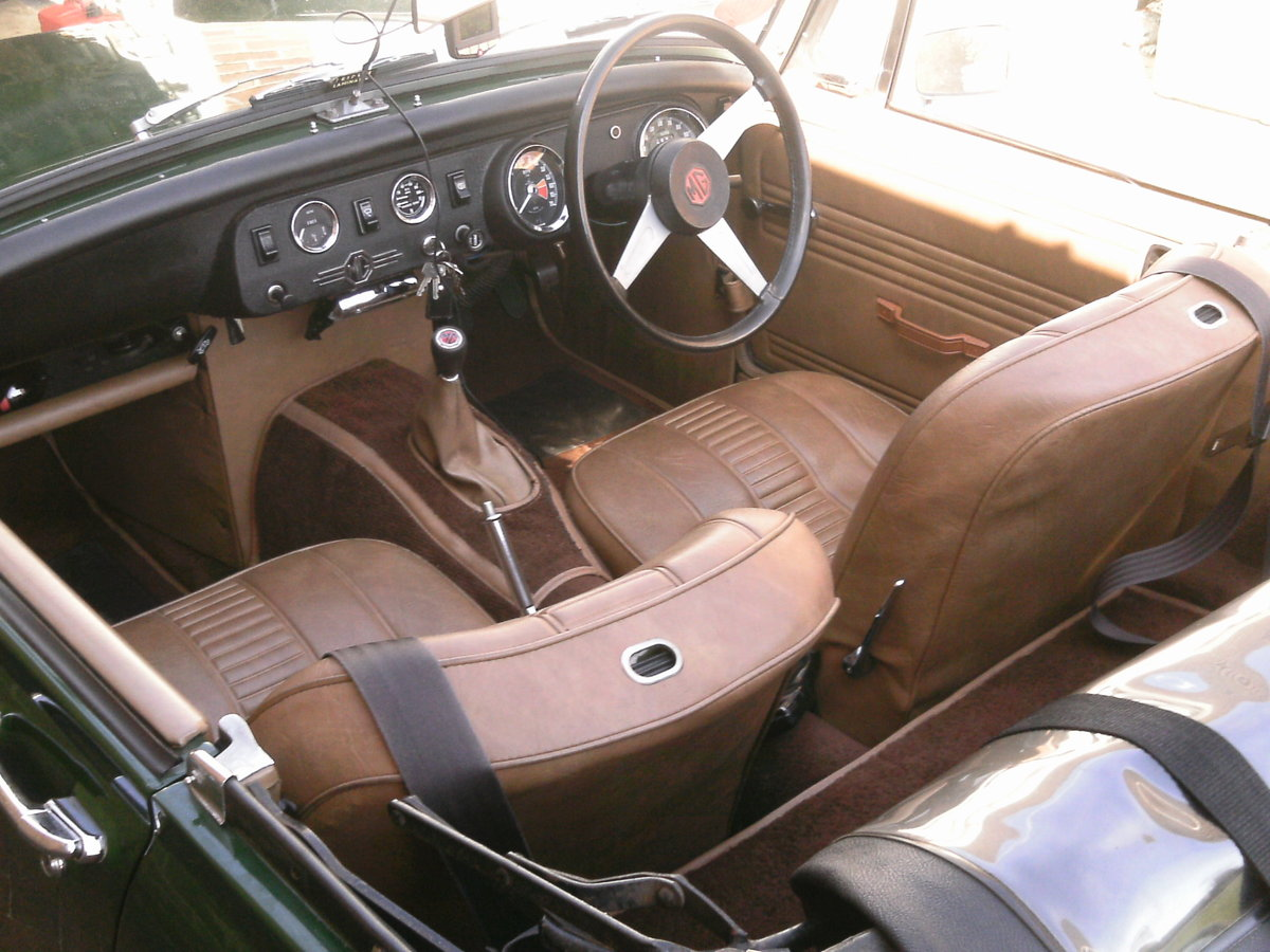 1976 mg midget For Sale (picture 3 of 4)
