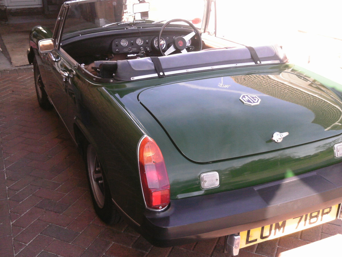 1976 mg midget For Sale (picture 4 of 4)