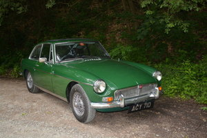 1966 MGB GT For Sale by Auction