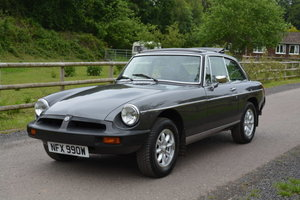 1981 MGB GT For Sale by Auction