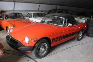 1979 MG B Roadster  For Sale by Auction