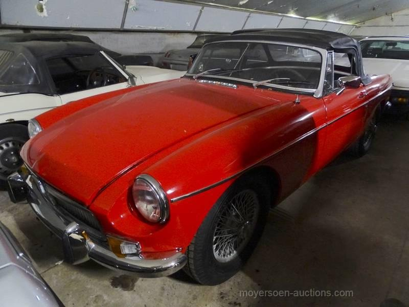1970 MG B Roadster  For Sale (picture 2 of 6)