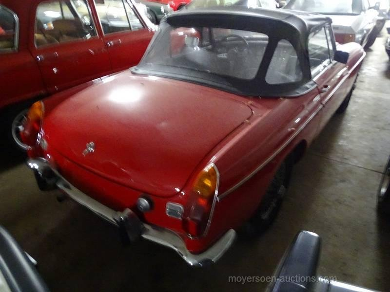 1970 MG B Roadster  For Sale (picture 3 of 6)