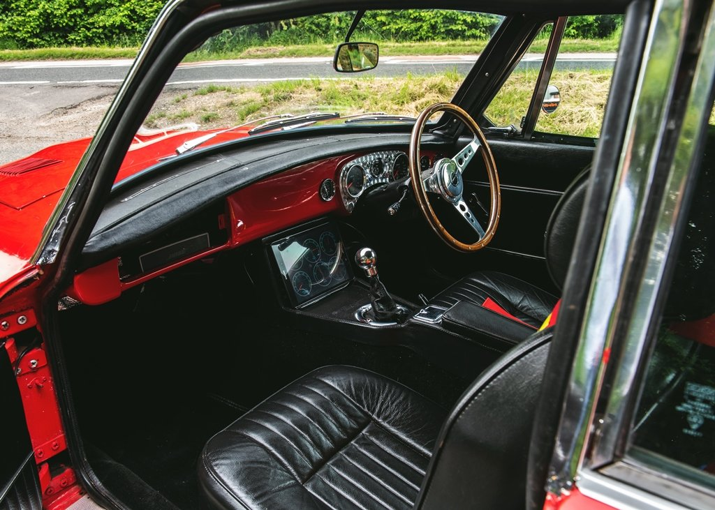 1977 MG B GT SOLD by Auction | Car And Classic