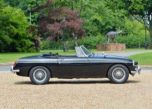 1964 MG B Roaster