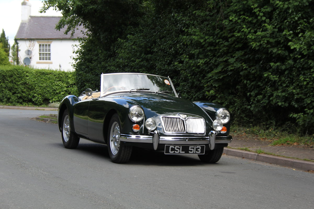 1959 MGA Twin Cam - National Concours 1st SOLD (picture 1 of 12)